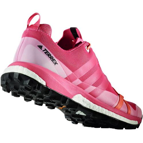 adidas TERREX Agravic - Chaussures running Femme - rose sur campz.fr ! Meilleur Prix Vente À Bas Prix Meilleur Prix Wmhupx5kWo